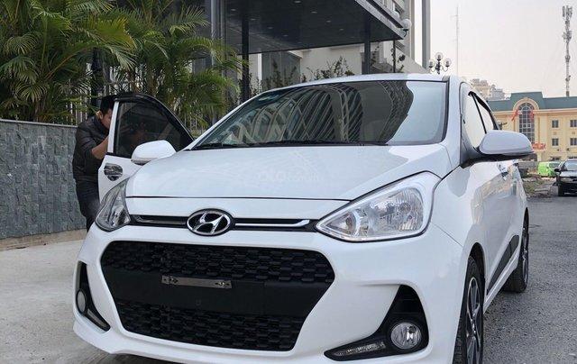 Em cần bán Hyundai Grand i10 hatchback sx 2019 MT bản đủ0