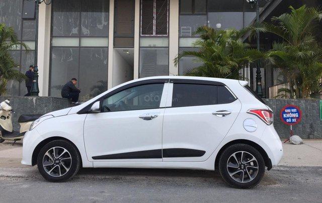 Em cần bán Hyundai Grand i10 hatchback sx 2019 MT bản đủ1