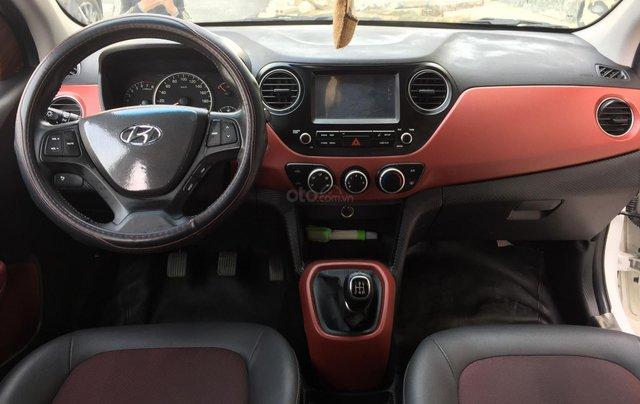 Em cần bán Hyundai Grand i10 hatchback sx 2019 MT bản đủ7