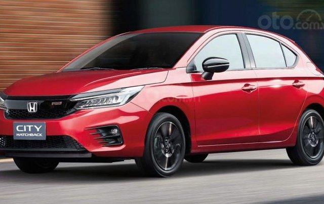 Honda City Hatchback 2021 bao giờ về Việt Nam?0