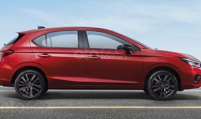 Honda City Hatchback 2021 bao giờ về Việt Nam?1