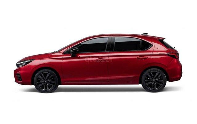 Honda City Hatchback 2021 bao giờ về Việt Nam?14