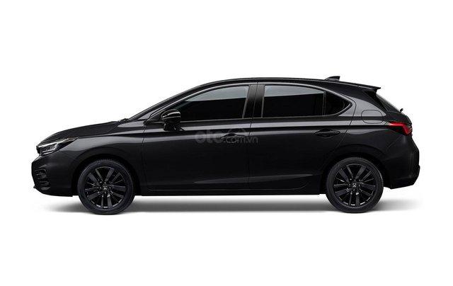 Honda City Hatchback 2021 bao giờ về Việt Nam?15