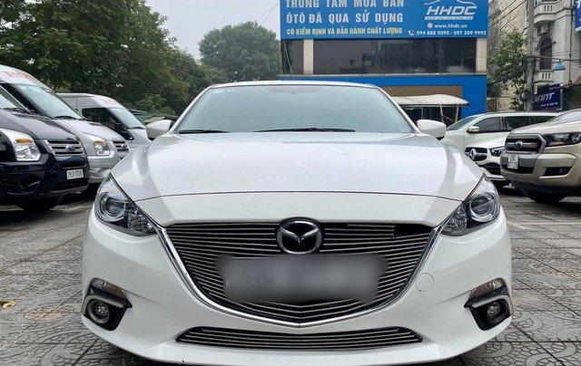 Bán nhanh chiếc Mazda 3 Hatchback sản xuất năm 20150