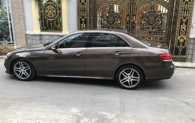 Cần bán lại xe Mercedes E class năm 2016 còn mới7