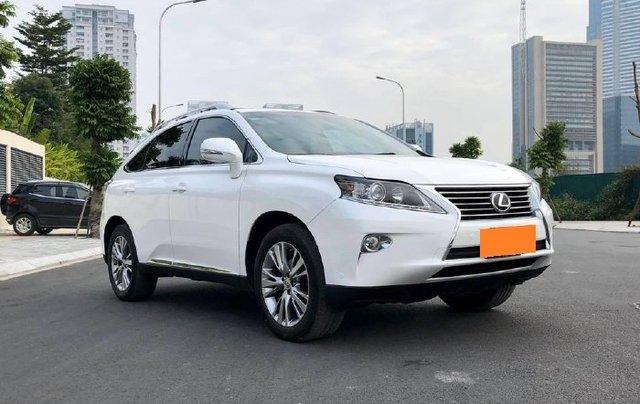 Bán Lexus RX năm sản xuất 2012 còn mới, giá tốt7