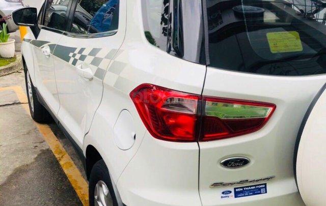 Cần bán gấp Ford EcoSport đời 2015, màu trắng nhập khẩu nguyên chiếc giá 415 triệu đồng6