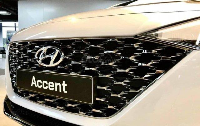 Hyundai Accent 2021 số tự động có sẵn giao ngay + khuyến mãi hấp dẫn, chỉ cần 150 triệu nhận xe ngay1