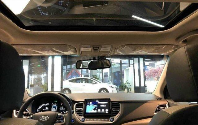 Hyundai Accent 2021 số tự động có sẵn giao ngay + khuyến mãi hấp dẫn, chỉ cần 150 triệu nhận xe ngay4