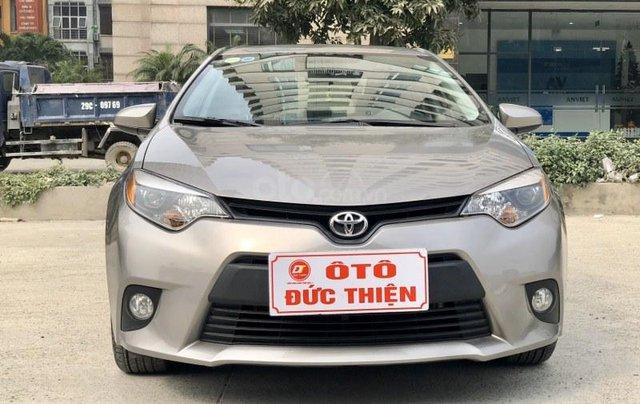 Bán xe Toyota Corolla 1.8 LE sản xuất 20140