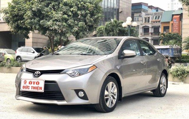 Bán xe Toyota Corolla 1.8 LE sản xuất 20141