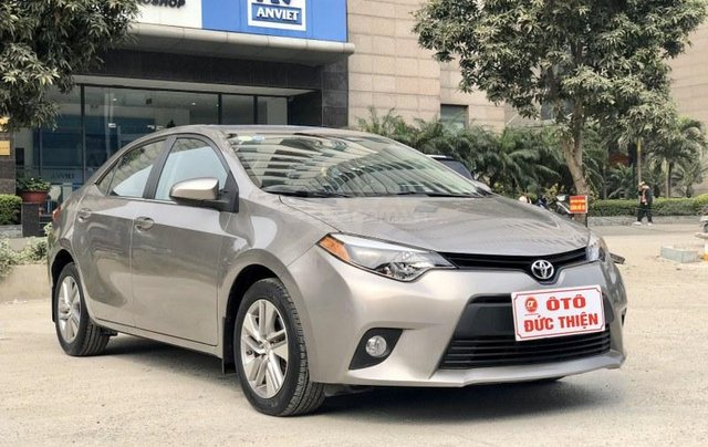 Bán xe Toyota Corolla 1.8 LE sản xuất 20142