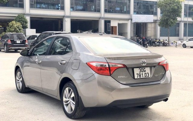 Bán xe Toyota Corolla 1.8 LE sản xuất 20143