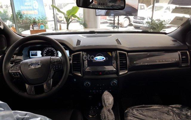 Ford Everest Titanium 2021 giá ưu đãi, tặng phụ kiện chính hãng, có xe giao ngay4