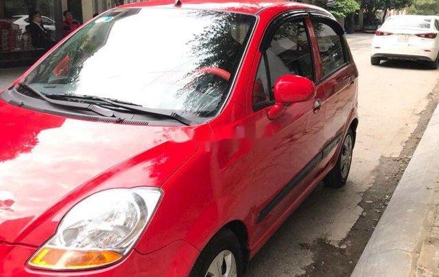 Bán Chevrolet Spark đời 2015, màu đỏ chính chủ, giá tốt6
