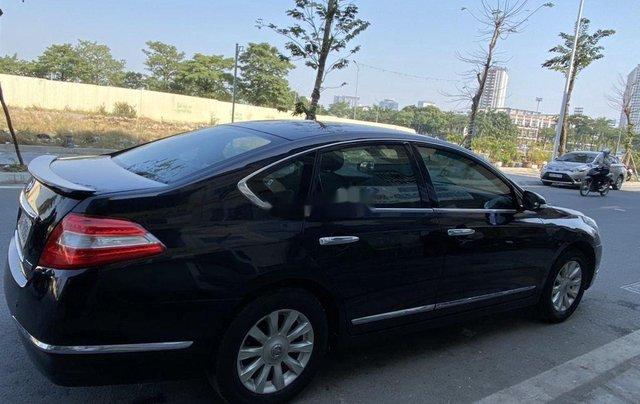Bán ô tô Nissan Teana năm 2011, màu đen, nhập khẩu 6