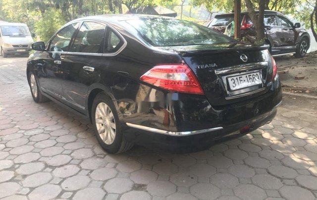 Bán ô tô Nissan Teana năm 2011, màu đen, nhập khẩu 3