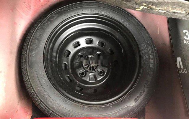 Bán Chevrolet Spark đời 2015, màu đỏ chính chủ, giá tốt4