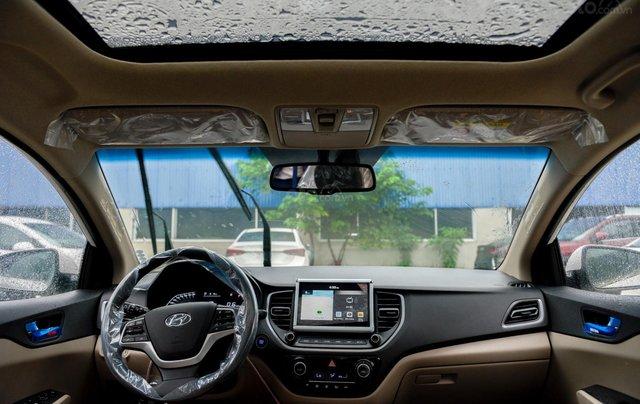 Hyundai Accent 2021, giá tốt tháng 1/2021, hỗ trợ mua trả góp 85% giá trị xe, hỗ trợ làm đăng ký xe, giao xe tại nhà7