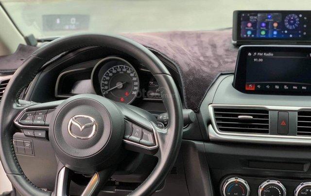 Bán Mazda 3 HB màu trắng sx 20185
