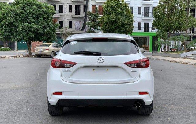 Bán Mazda 3 HB màu trắng sx 20183
