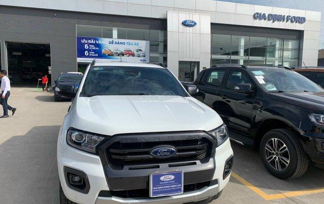 Ford Ranger Wildtrak mới 2021, đầy đủ các màu tại TP. HCM, khuyến mãi tiền mặt + phụ kiện lên đến 50tr0