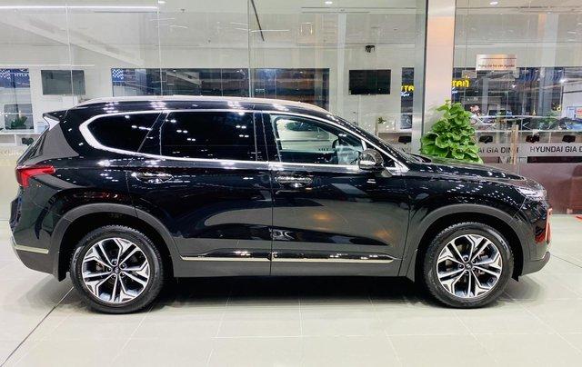 Hyundai Santa Fe cao cấp, giảm tiền mặt 63 triệu, tặng phụ kiện chính hãng, hỗ trợ góp 85% giá trị xe, duyệt hồ sơ nhanh4