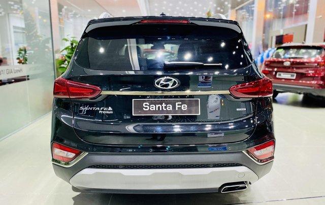 Hyundai Santa Fe cao cấp, giảm tiền mặt 63 triệu, tặng phụ kiện chính hãng, hỗ trợ góp 85% giá trị xe, duyệt hồ sơ nhanh6