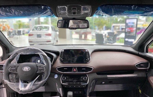 Hyundai Santa Fe cao cấp, giảm tiền mặt 63 triệu, tặng phụ kiện chính hãng, hỗ trợ góp 85% giá trị xe, duyệt hồ sơ nhanh7