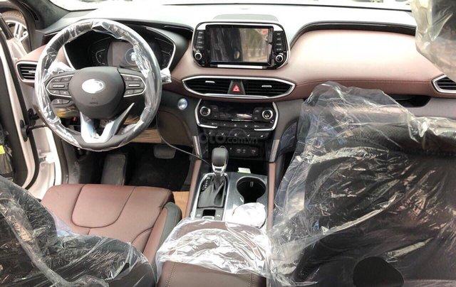 Hyundai Santa Fe cao cấp, giảm tiền mặt 63 triệu, tặng phụ kiện chính hãng, hỗ trợ góp 85% giá trị xe, duyệt hồ sơ nhanh13