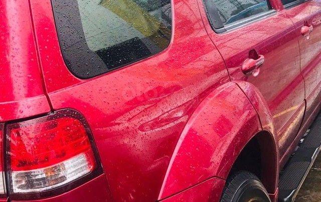Bán ô tô Ford Escape sản xuất 2011, màu đỏ xe gia đình giá chỉ 415 triệu đồng3