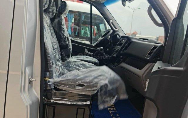 Hyundai Solati H350 2.5 MT 2019 giá 870 triệu trả góp 80%5