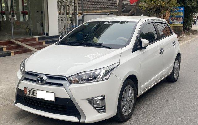 Toyota yaris 1.5G bản FULL sản xuất 2016 form 2017 máy mới dual VVT-i siêu mới1