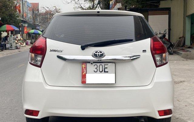 Toyota yaris 1.5G bản FULL sản xuất 2016 form 2017 máy mới dual VVT-i siêu mới2