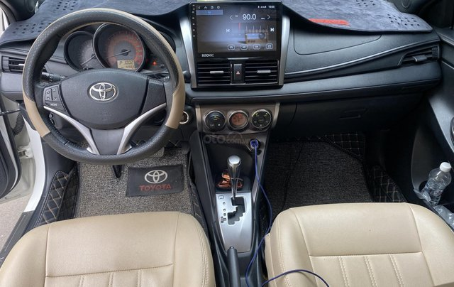 Toyota yaris 1.5G bản FULL sản xuất 2016 form 2017 máy mới dual VVT-i siêu mới5