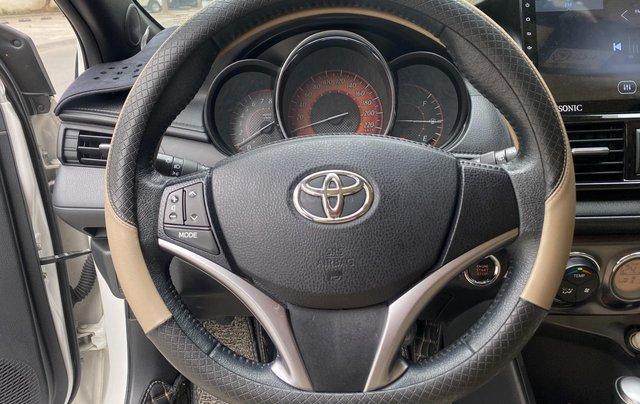Toyota yaris 1.5G bản FULL sản xuất 2016 form 2017 máy mới dual VVT-i siêu mới6