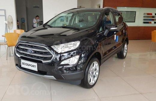Ford Ecosport 2020 mới 100%, giảm tiền mặt tặng phụ kiện xe, đủ tất cả các màu nhập khẩu nguyên chiếc0