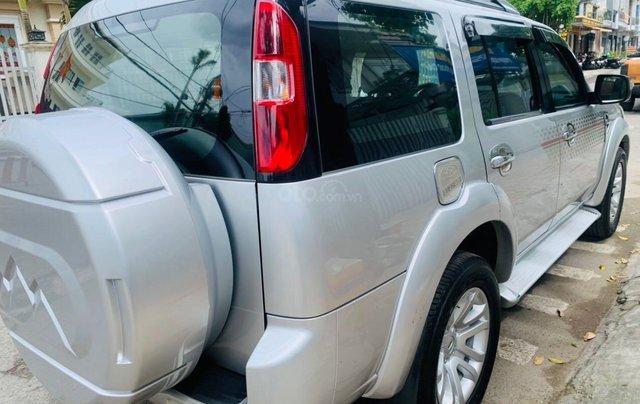 Bán Ford Everest đăng ký lần đầu 2013, màu bạc xe gia đình giá 515 triệu đồng3