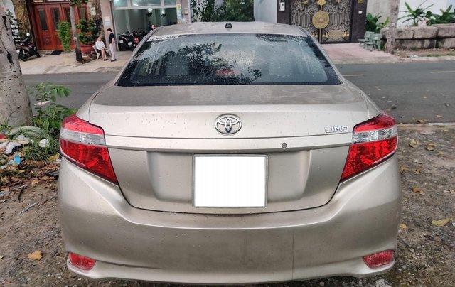 Bán góp xe Toyota Vios 2016, chính chủ, biển số TP. HCM3