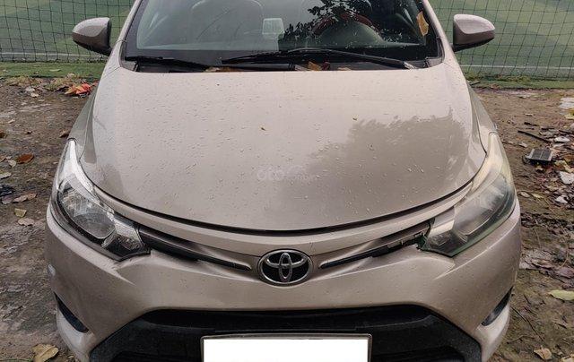 Bán góp xe Toyota Vios 2016, chính chủ, biển số TP. HCM2