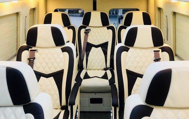 Bán gấp xe Solati Limousine siêu VIP 10 ghế massage cao cấp - giá như thanh lý - chỉ trả 20% nhận xe ngay2