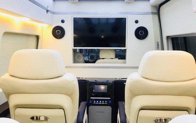 Bán gấp xe Solati Limousine siêu VIP 10 ghế massage cao cấp - giá như thanh lý - chỉ trả 20% nhận xe ngay3