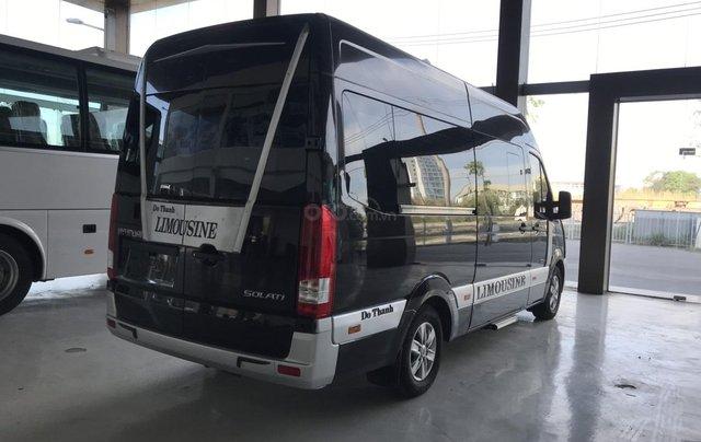 Bán gấp xe Solati Limousine siêu VIP 10 ghế massage cao cấp - giá như thanh lý - chỉ trả 20% nhận xe ngay7