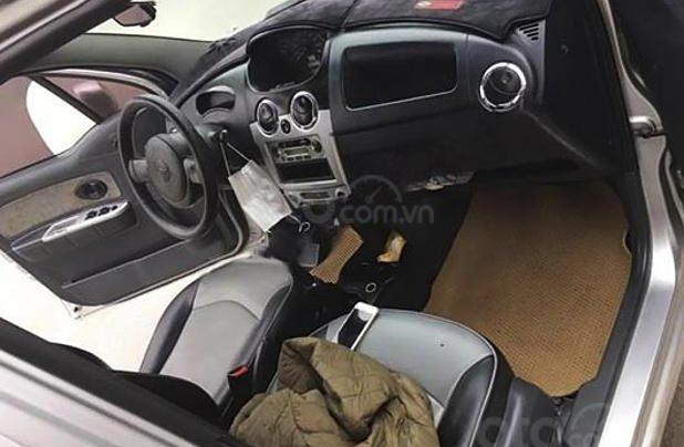 Cần bán lại xe Chevrolet Spark sản xuất 2009, màu bạc3