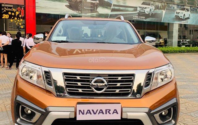 Nissan Navara El A-IVI 2020 hỗ trợ trả góp tối đa, bảo hành 5 năm, 250tr nhận xe, đủ màu giao ngay, giá tốt nhất1