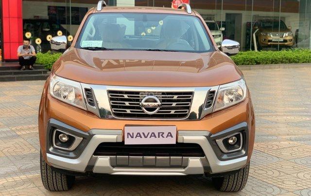Nissan Navara El A-IVI 2020 hỗ trợ trả góp tối đa, bảo hành 5 năm, 250tr nhận xe, đủ màu giao ngay, giá tốt nhất0