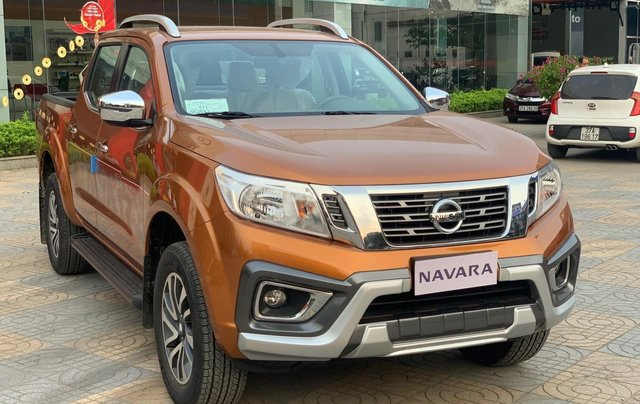 Nissan Navara El A-IVI 2020 hỗ trợ trả góp tối đa, bảo hành 5 năm, 250tr nhận xe, đủ màu giao ngay, giá tốt nhất3