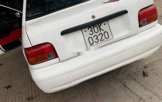Cần bán Kia Pride sản xuất 2000, màu trắng1