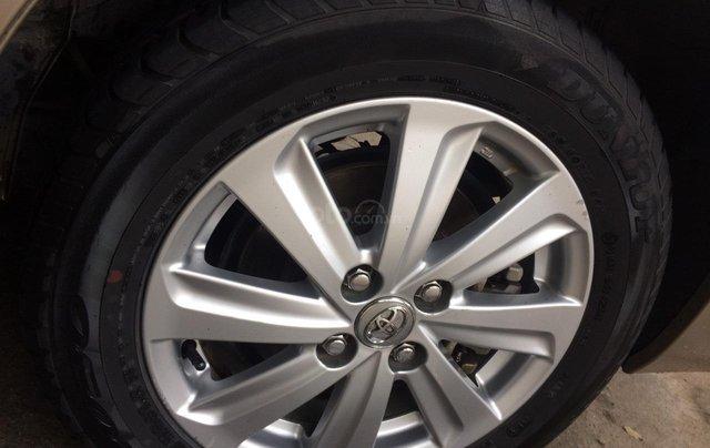 Gia đình cần bán Toyota Vios 20169