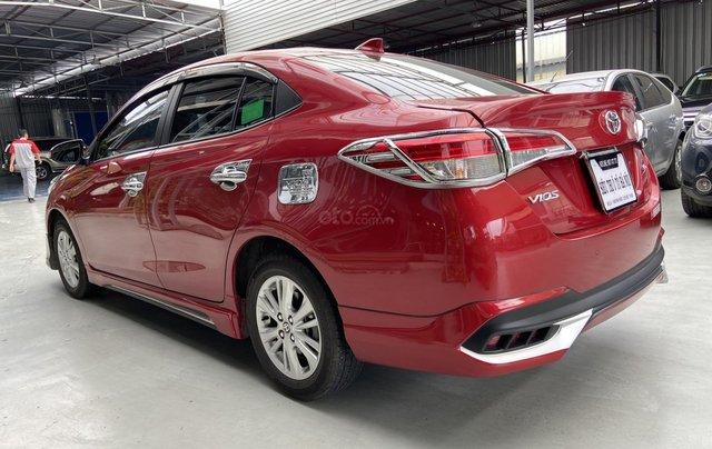 Bán xe Toyota Vios 1.5G màu đỏ, siêu lướt, xe gia đình mới đi 10.000km4